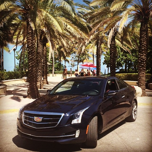 The Cadillac ATS Coupe- A show stopper!