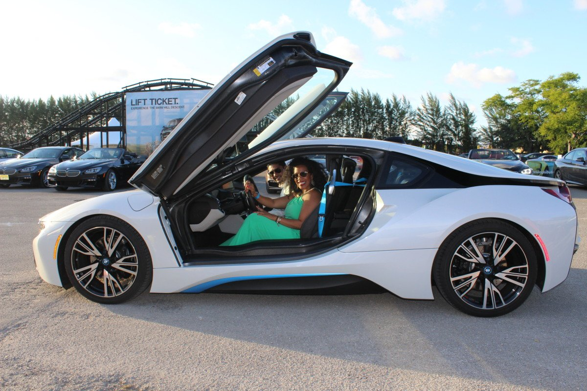 BMW's Drive and Dine experience: My feature on Latina.com