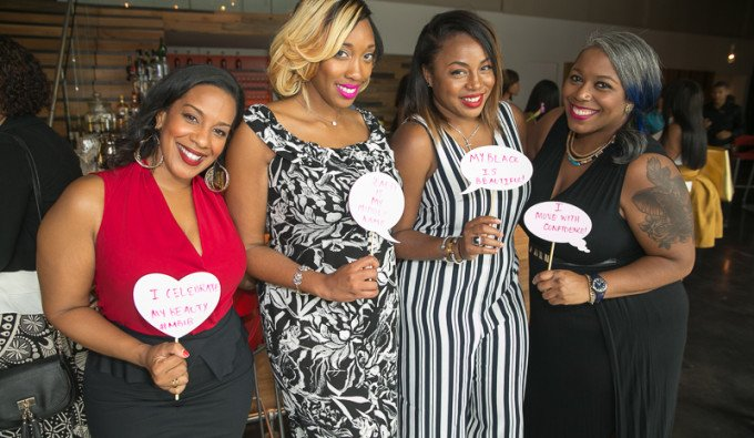 BLOG: The #AllTogetherBeautiful experience at Essence!