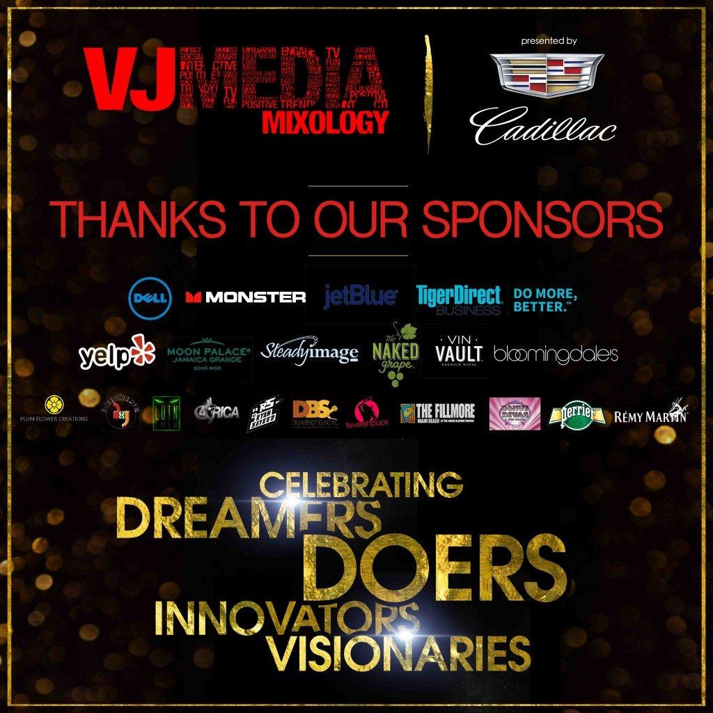 Thank you sponsor banner