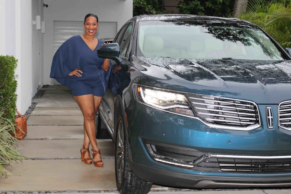 VJ and Lincoln MKX