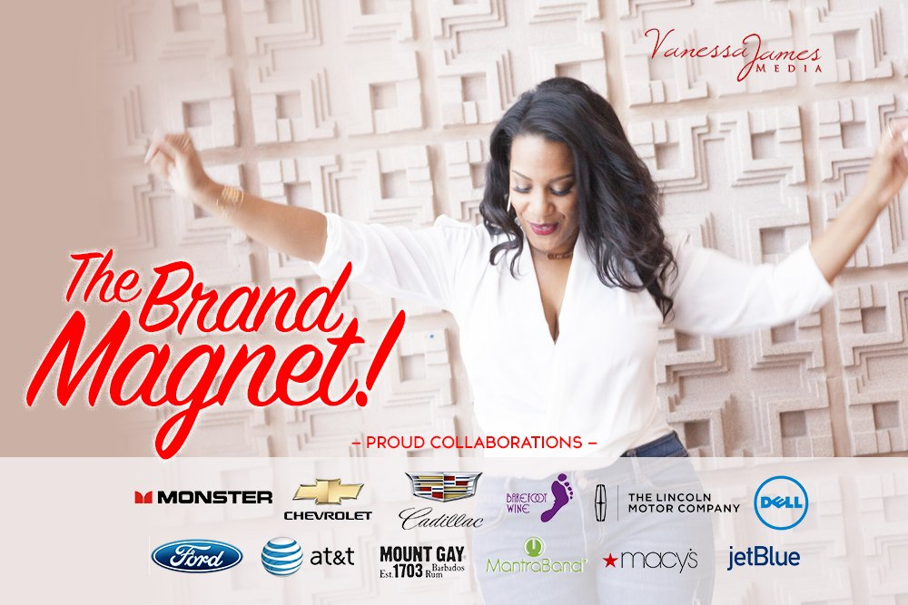 They call me, 'the brand magnet'. Here's why!