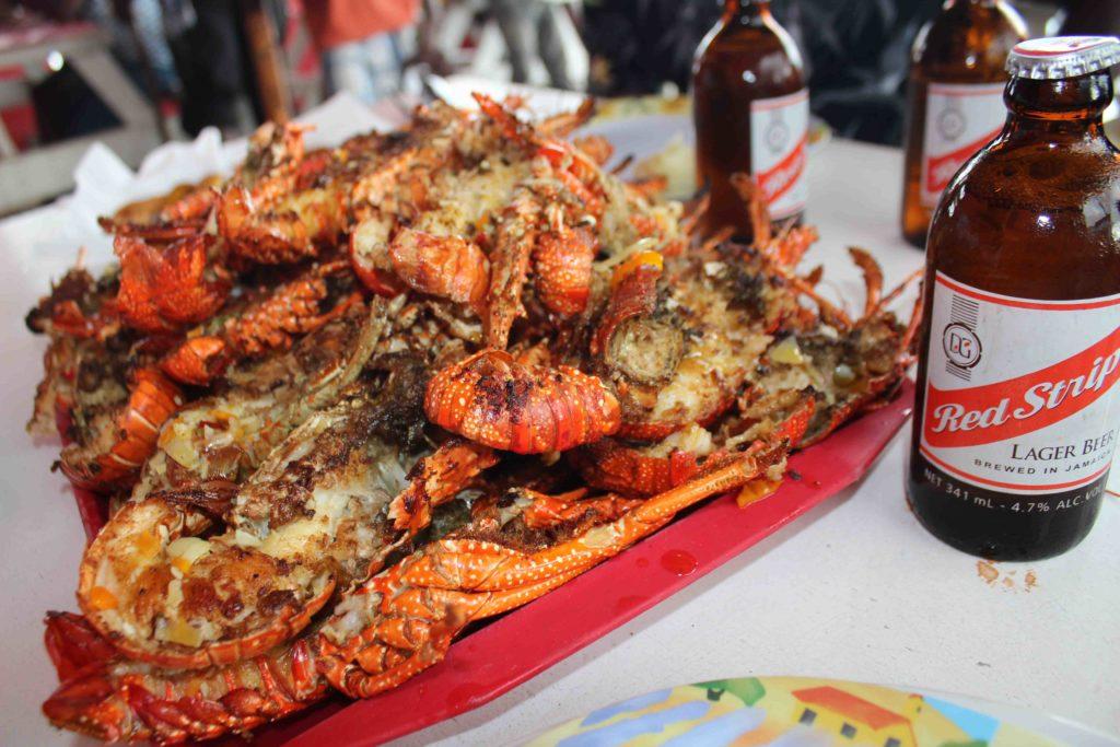 Hellshire Lobster 1