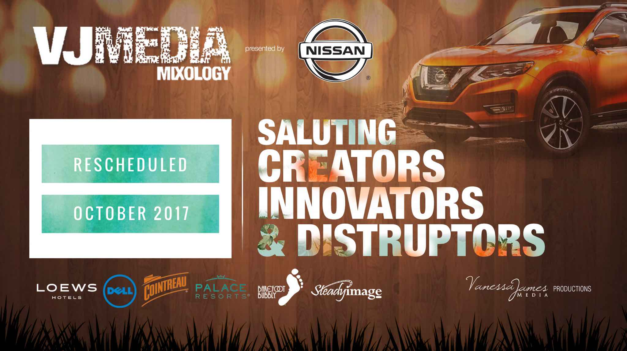 The VJMedia Mixology- RSVP here!