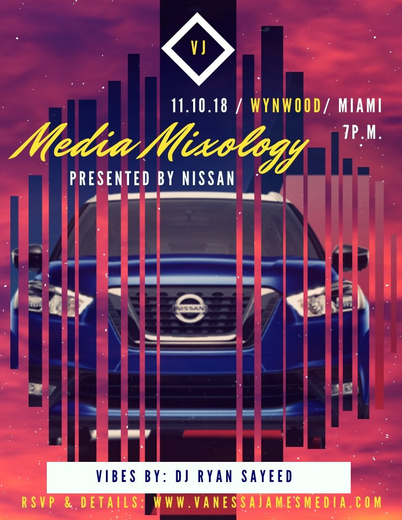Get ready for VJMedia Mixology this November in Miami.