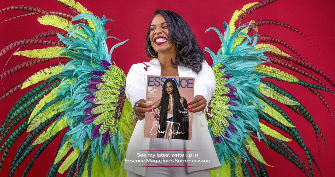 "My Essence Magazine article ""Behind the Fete"" – an ode to carnival culture."